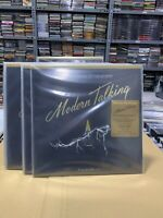 Modern Talking LP IN The Middle Of Nowhere Gold & Black Marbled Vinyl Numbered