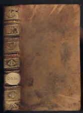 PHILOSOPHIA VETUS et NOVA ad usum scholae in regia burgundia Ex-Libris 1687 T.2