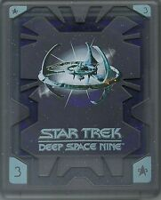 Star Trek Deep Space Nine Season 3 Hartbox Deutsche Ausgabe komplett