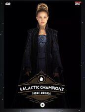Topps Star Wars Card Trader - Galactic Champions - PADME AMIDALA 300cc *Digital