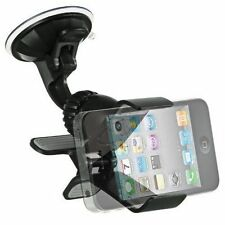 Windshield Dashboard Clamp Clipper Car Mount Holder for Samsung Galaxy S8 Plus