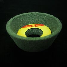 80 x 32 x 20 GC 80JV Taper Cup Green Grinding Wheel Model Making, Tool & Cutter