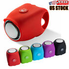 Bike Electronic Loud Horn 120 db Warning Safety Electric Bell Police Siren photo