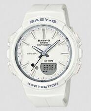 Casio BabyG * BGS100SC-7A Runner Anadigi Step Tracker Basic White COD PayPal