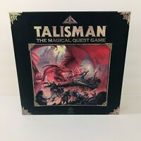 Talisman The Magical Quest Game Boardgame Black Industries Games Workshop 2007