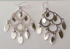 Sterling Silver Chandelier Style Earring.