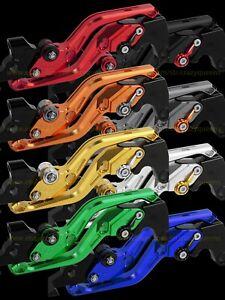 Fit Kawasaki Z125 PRO2015-2018 Ninja 4002018-2020 CNC Clutch Brake Levers