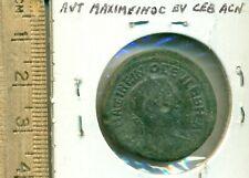 Maximinus I 235-238 Thrace Anchialus Dolphin Tunney AVT MAXIMEINOC EV CEB ACN
