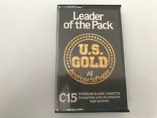 U.S. Gold Computer Data Tape C-15
