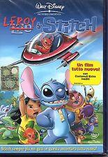 Leroy & Stitch (2006) DVD