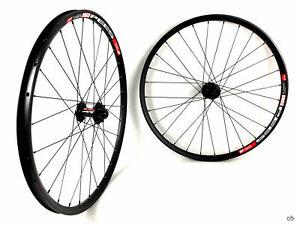 "Wheelset  DT Swiss Freeride Enduro 533d  26 "" 370 Thru axle Downhill NEU"