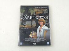 CARRINGTON - EMMA THOMPSON -DVD PREMIO SPECIALE GIURIA FESTIVAL CANNES 1997 -