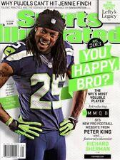 Sports Illustrated Magazine 7/29/2013 football Seattle Seahawks RICHARD SHERMAN