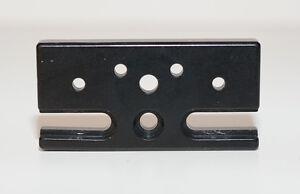 Qioptiq Linos Basisplatte 80x40-M, optomechanisches Aufbaumaterial