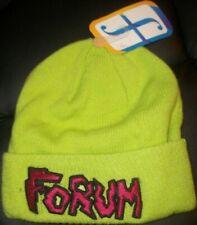 NWT Forum snowboards winter hat