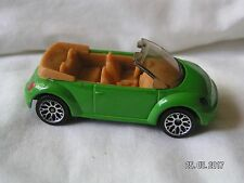 MATCHBOX MADE IN CHINA CONCEPT 1 BEETLE CONVERTIBLE