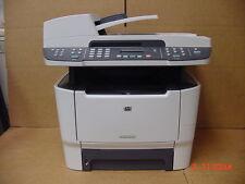 HP CE532A LaserJet M2727nf MFP Laser Printer Scanner w/Toner,Page Count: 10K