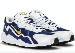 Nike Air Zoom Alpha BQ8800-400 Men's 11 Blue/White/Carotene Gold Brand New