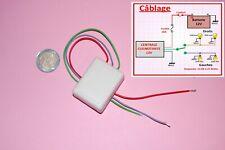Centrale clignotante électronique 12V universelle pour clignotants LED auto moto