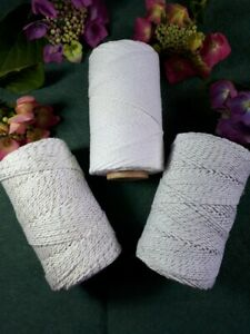 Whites selection of bakers twine. 5 10 or 20 metre lengths