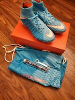 Nike Hypervenom Phantom 3 Df Sg Pro Soccer Cleats 881548-415 womens sz 8/men 6.5