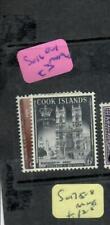 COOK ISLANDS  (PP3006B)  QEII  CORONATION  SG 160-1  MOG