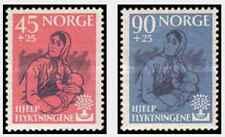 Timbres Norvège 400/1 ** lot 22399