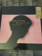 Bill Evans Trio - Waltz For Debby - 2017 DELUXE GATEFOLD Vinyl LP NEW / SEALED