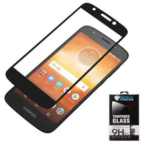 Premium [Tempered Glass] Screen Protector For Motorola Moto G6 Play / G6 Forge