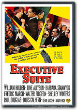 Executive Suite DVD New William Holden Barbara Stanwyck Fredric March