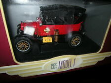 1:24 Sun Star Ford Model T Tourer Fire Chief 1925 in OVP