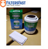 Aqua Fresh WF287 Filter for Refrigerators Manufactured 2014 and Prior 9970