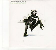 (EU122) 2000Fastwomen, Letters From Vienna - 2009 DJ CD