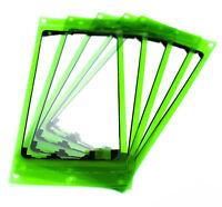 5x SAMSUNG GALAXY NOTE 4 N910 KLEBEFOLIE LCD DISPLAY KLEBER DICHTUNG ADHESIVE