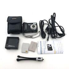 Nikon Coolpix 7900 7.1 Mp 3x zoom Digital Camera Black Bundle w/ Accessories