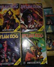 DYLAN DOG 387 388 389 390 originali 1 edizione con tarocchi ancora blisterati