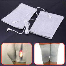New Electrical Shock Therapy Knee Pads Electrode Massage Tens Unit Reusable