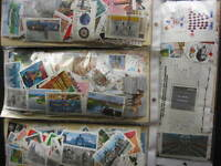 West Germany mixture of 4,000 commemoratives with better commemoratives too!