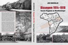 Vancoillie + Bissegem 1914 1918 + Jasta Flugplatz Wevelgem Kortrijk Flandern