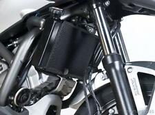 R&G BLACK RADIATOR GUARD for KTM RC125, 2014 to 2016