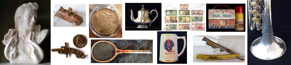 Unique Antiques and Collectables