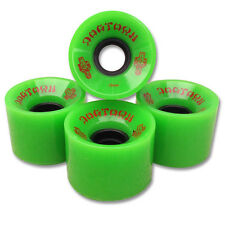 DOGTOWN CRUISER FILMER CORE SKATEBOARD WHEELS GREEN 59MM 84A NEW-SKATE LONGBOARD
