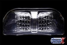 2010-2016 Yamaha FZ8 FZ8N INTEGRATED SIGNAL LED Tail Light SMOKE 2014 11 12 13