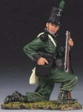 THOMAS GUNN NAPOLEONIC BRITISH NAP020A 95TH RIFLES RELOAD FROM POUCH HAT MIB
