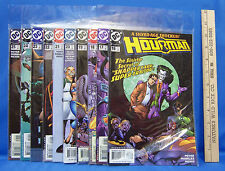 Lot of 10 DC Comics 2000 Hourman Series #16-25 Justice League of America