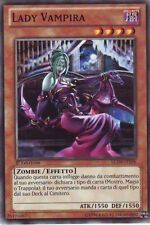 Lady Vampira YU-GI-OH! LCJW-IT196 Ita COMMON 1 Ed.