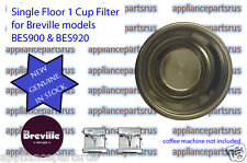 Breville BES900 BES920 Single Floor 1 Cup Filter Part BES900/15.7 NEW IN STOCK