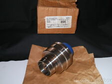 """New Dixon SS Quick Release 2"""" H-Style Nipple Coupling, V16M16-SS, 500 PSI"""