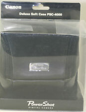 Canon Genuine Leather Case Powershot SX10 SX10IS SX20 PSC-4000 SX30 SX40 SX50 60
