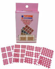 25x Mix Cross Kindmax Pink 3 Größen Probierset Kinesiologie Tape Kinesiology